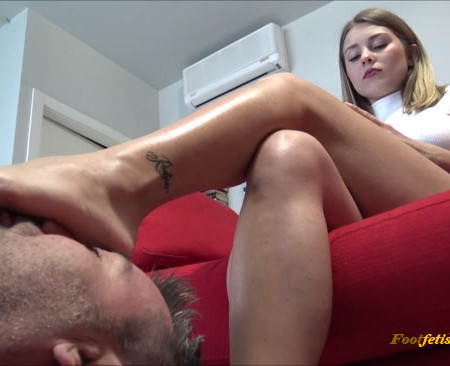 Gabriella – Foot Domination – CRUEL FOOTDOM