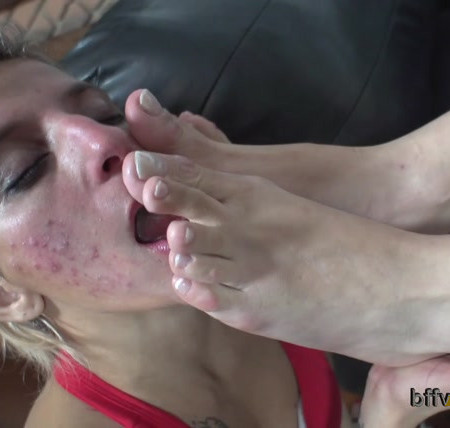 Bffvideos - Worship Princess Estrella Delicious Feet Pt.1