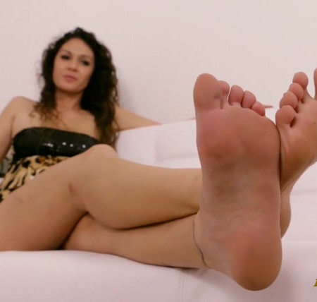 Goddess Foot Domination - Goddess Jessica Torres - Steps0n's New Role POV