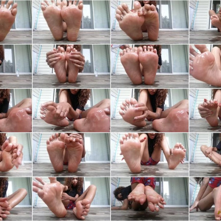 Oily Soles by Supreme Feet
