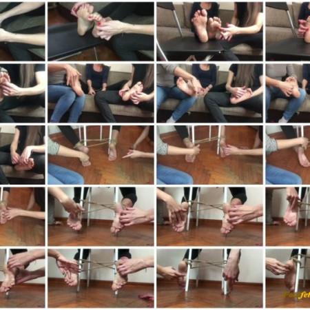 Doll House Studio – Foot Tickling Kira (Long Version)