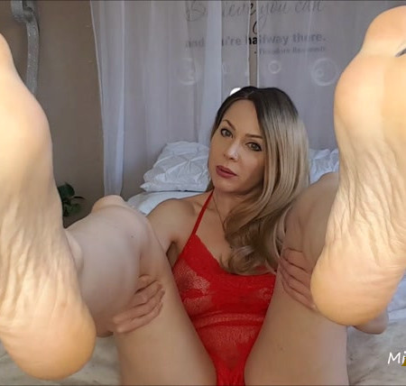 Madison Stone - Valentines Day Foot Slavery Seduction