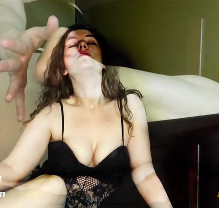 Goddess Amira - Suffer for Me - Foot Slave Training