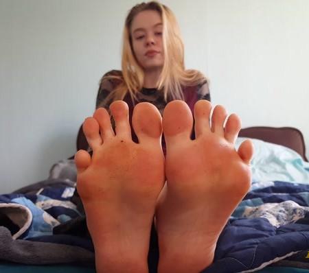 Sativa Skies - Sensual Sock Strip