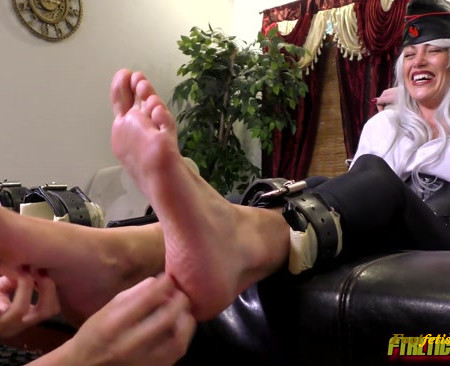 Mission Hysterical! Pt 56 Danger Girls Dish Out De-Feet!