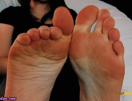 Queen Sheridan - Foot Fantasy For Silas