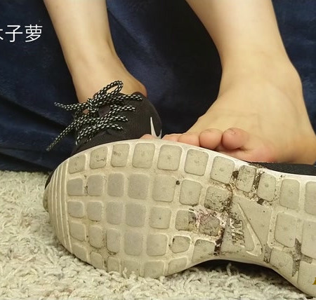 Muzilo - Shoe Slave POV - Sneaker Edging JOI