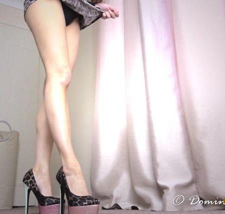 Dominant Princess - Model Legs
