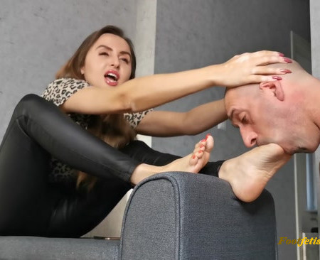 Goddess Lena - Pamper The Mistress Feet