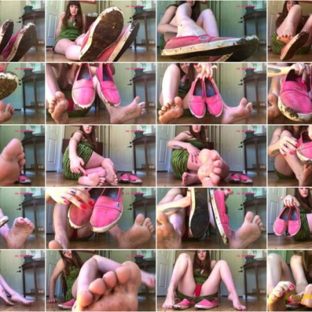 Domme Tomorrow - FILTHY FOOT PIG