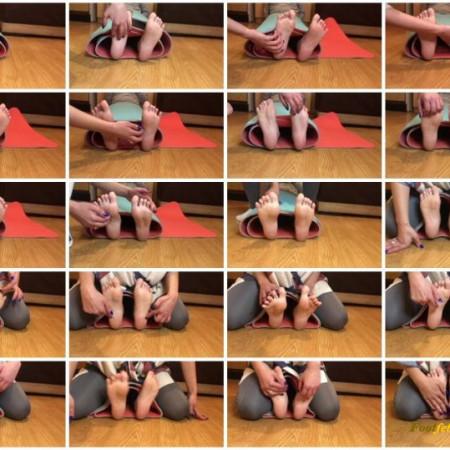 Doll House Studio – Yoga Mat Tickling