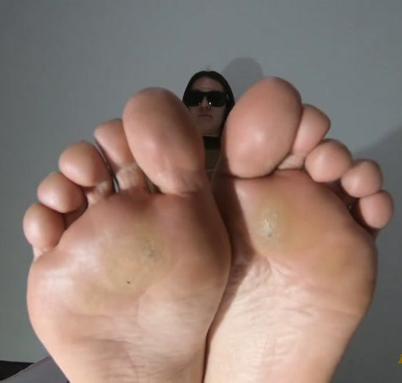 hot soles after work