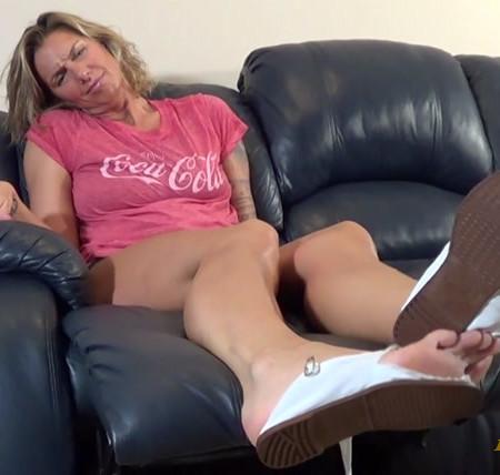 Mikayla Miles - Shoe Busting