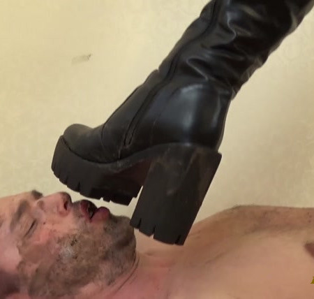 Crushed By My Dirty Boots