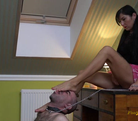 Pantera - Little Gothic Tornments - Foot Worship And Domination