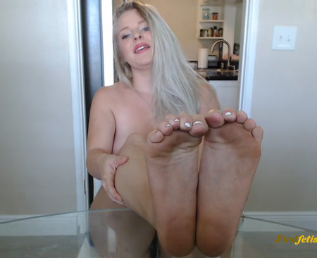 rosie soles - feet tits joi 3 show me some love