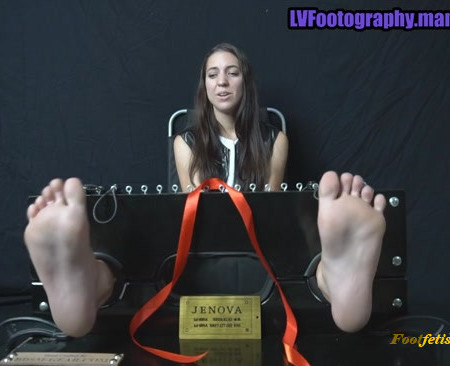 LVFootography – Tiffa: Captured and Tickled by Shinra