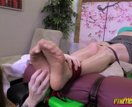 FTKL Tickling Fantasies – Healing with Laughter! Pt 1 Indica's Ticklish Investigation!