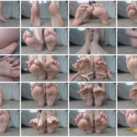 Damnedest Creature – Dominant Foot Worship Joi