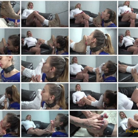 Bffvideos - Lick Layla Delicious Sweaty Feet Pt.1