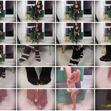 Muse Naadia - Foot Slave Assistant C