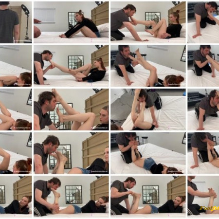 Brat Princess 2 - Princess Alexa Kane - Worship My Feet Stepbrother