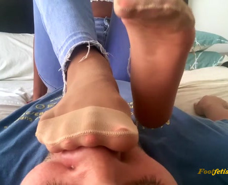 Goddess Enola Fischer - Shoes And Foot Smelling – Cock Teasing