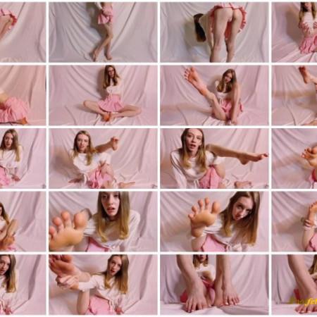 Lucy Spanks - Flexible Brat Owns You