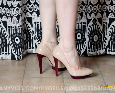 Dame Olga - My Kinky And Fetish Shoes Collection