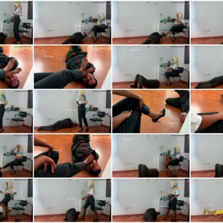 Mistress Enola - Beg For My Attention And Get Pain