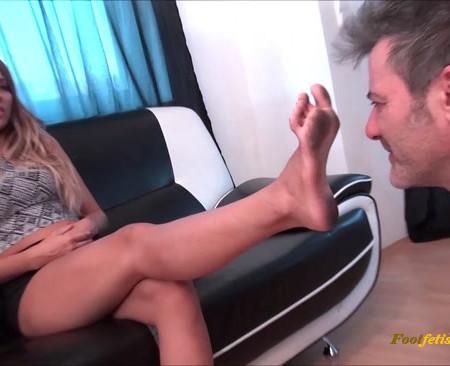 Gabriella – Angelface, Demonheart – Lick My Dirty Feet Clean, Footslave