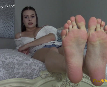 Princess Ivory - Dear Daddy, Worship My Feet