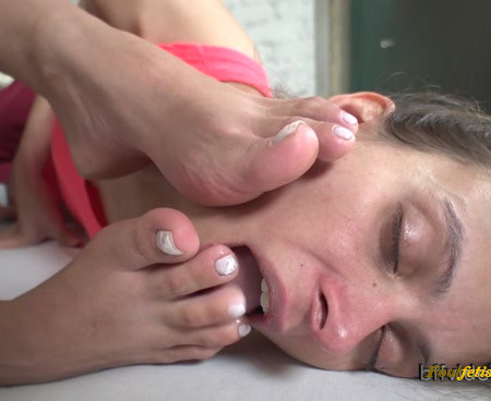 Bffvieos - Clean My Sweaty Soles With Your Tongue Pt.2