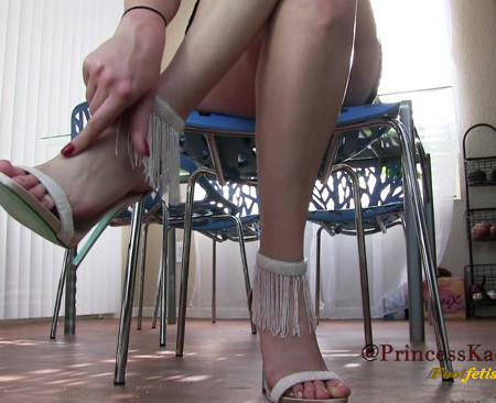 Princess Kaelin – Cum Then Lick My Heels