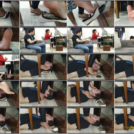 Kiffa Feet Deusa – Hot school teacher