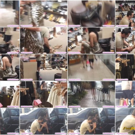 The Mean Girls – Shopping Slave