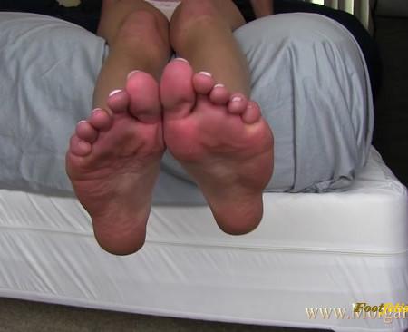 Morgan Rain - Cum On My Feet Joi w Cum Countdown