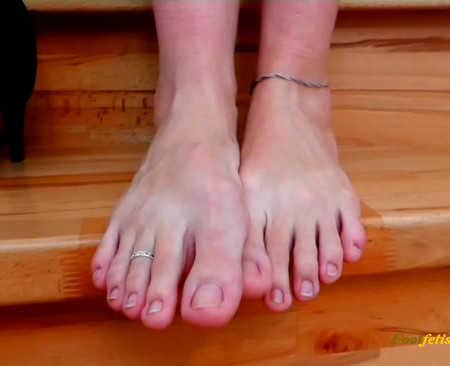 High Heels, Feet and Soles POV - German Foot Fetish JOI