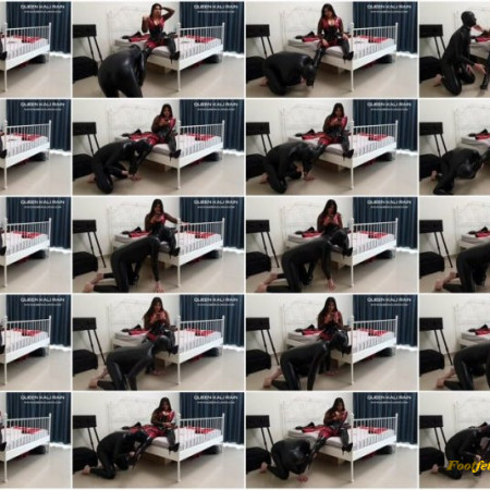 Queen Kali Rain – I can begin my teasing of him while he is locked in chastity Part 5