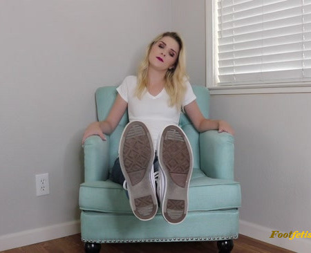 Miss Blondie - Stinky shoe - The Gates to Heaven