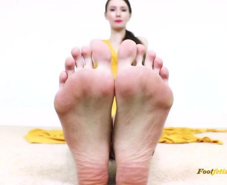 Empress Mika - Foot Slave Addiction Training JOI