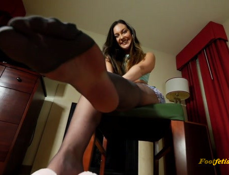 Perversion Productions - Brittany Shae - Brittany's Wide Soles JOI Feat