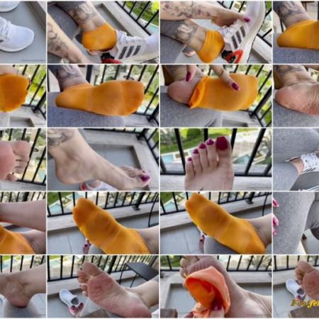 grazigoddess - socks fetish
