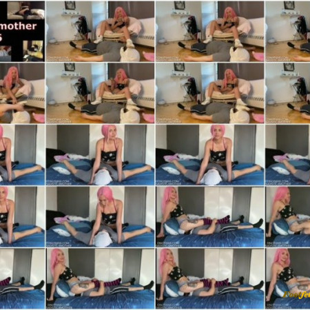 Sadistic Smother416 - Mistress Alexis - Shoe Sniffing, Spitting and Facesitting