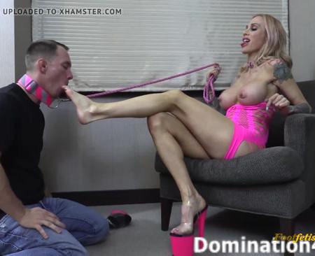 Domination 4K - Mistress Sarah Jessie - Absolutely dominated