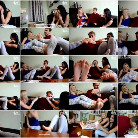 Czech Soles - Two beauties smelly surprise
