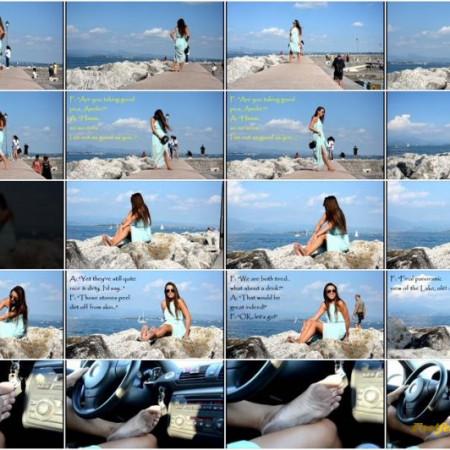 Barefoot Urban Girls – AMELIE's barefoot Saturday 6