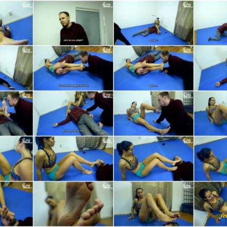 Czech Soles - Wrestling domination extortion and forced foot worship