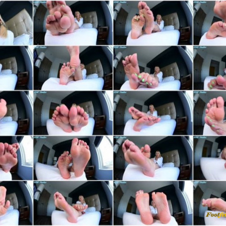 ASGF Clips – Lee Madison here to help with your foot addiction