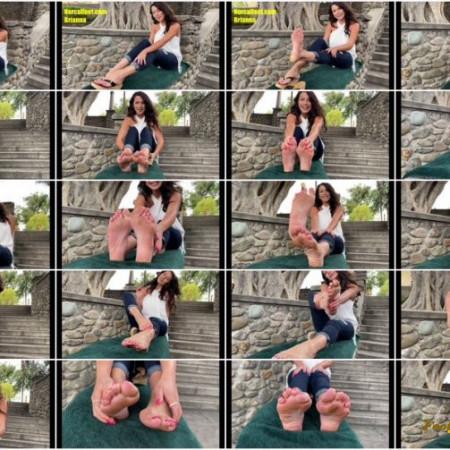 Nor Cal Feet – Brianna